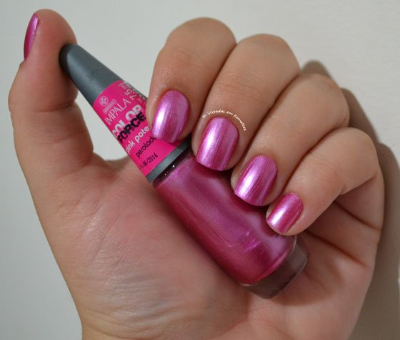 Esmalte Impala Color Force Pink Potente