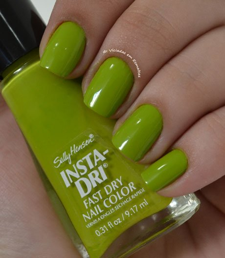 Esmalte Sally Hansen Lickety Split Lime Sally Hansen