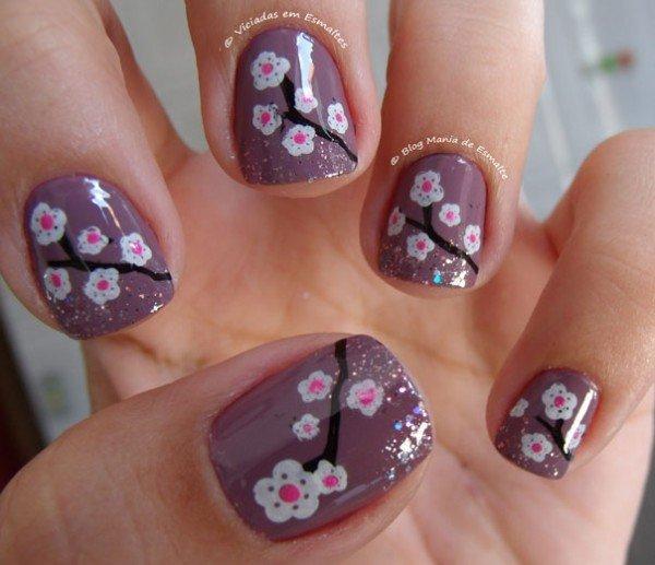 Nail Art com Konad m66