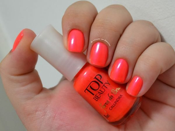Esmalte Callindra Top Beauty