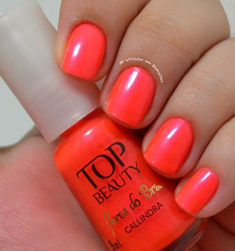 Esmalte Top Beauty Callindra