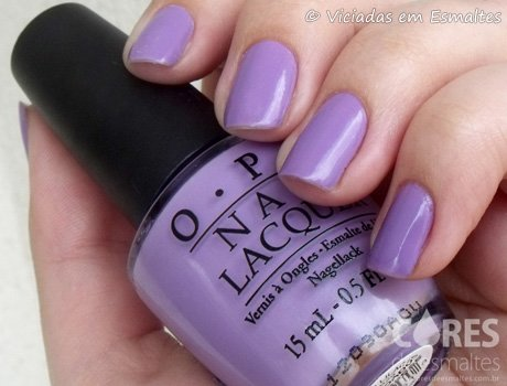 Esmalte OPI Do You Lilac It