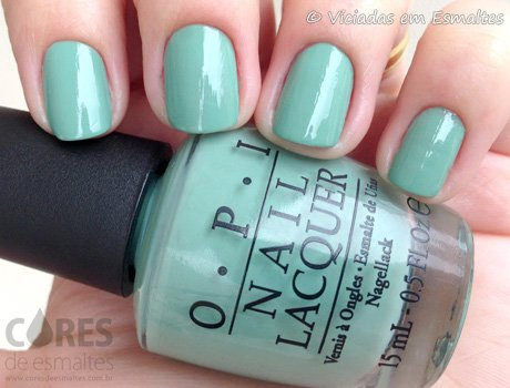 Esmalte OPI Mermaid's Tears