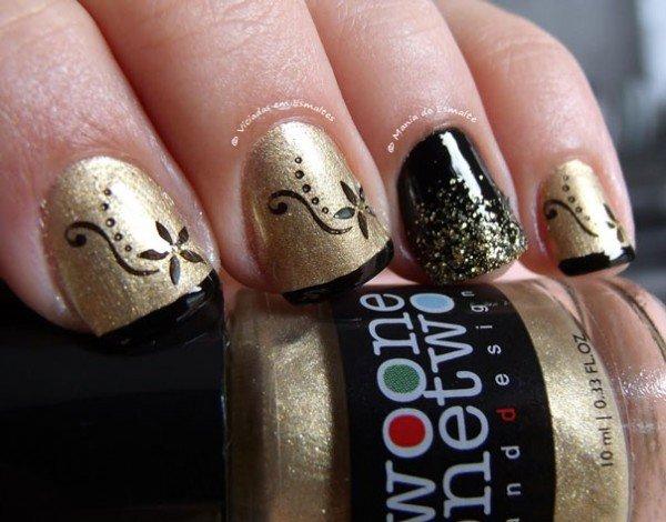 Nail Art com Konad
