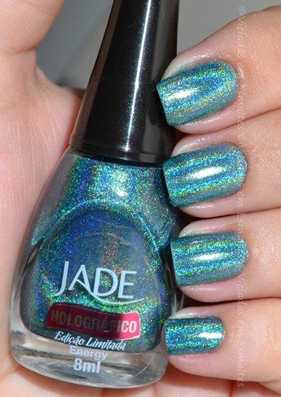 Esmalte Holográfico Jade Energy