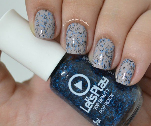 Esmalte Top Beauty Pop Rock