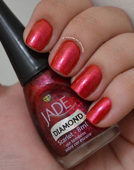 Esmalte Jade Scarlet