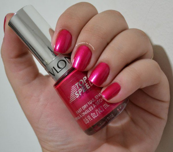 Esmalte Revlon Top Speed Lava