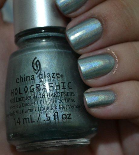 Esmalte China Glaze Holográfico