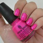 Esmalte China Glaze Purple Panic