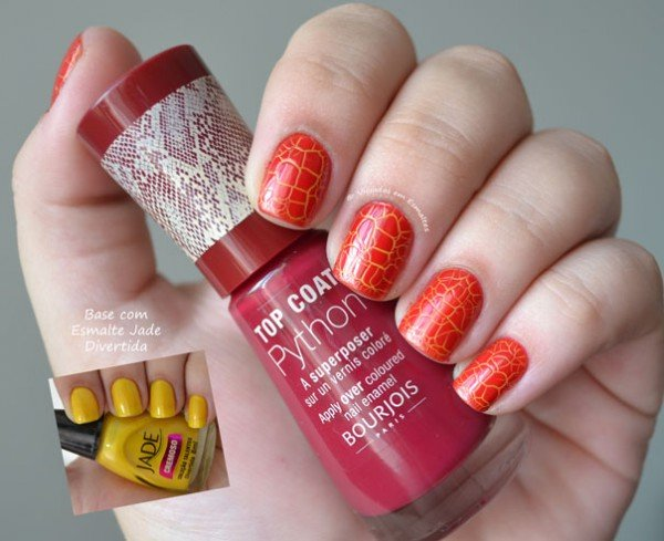 Top Coat Python Bourjois