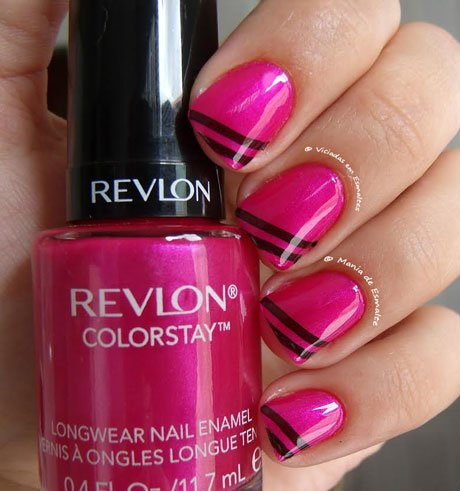 Esmalte Revlon ColorStay Wild Strawberry