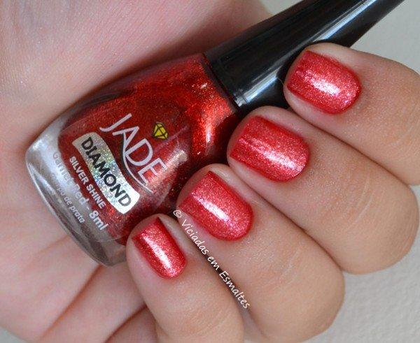 Esmalte Jade Garnet Red