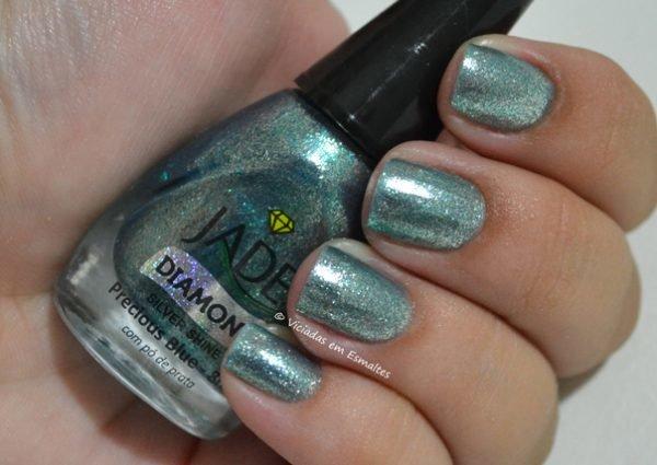 Esmalte Jade Precious Blue