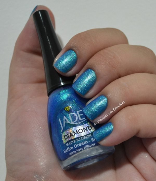 Esmalte Jade Matte Illusion Safire Dream