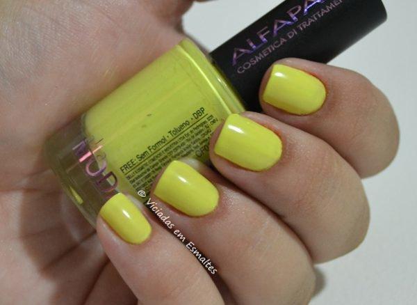 Esmalte Alfaparf Yellow Baby
