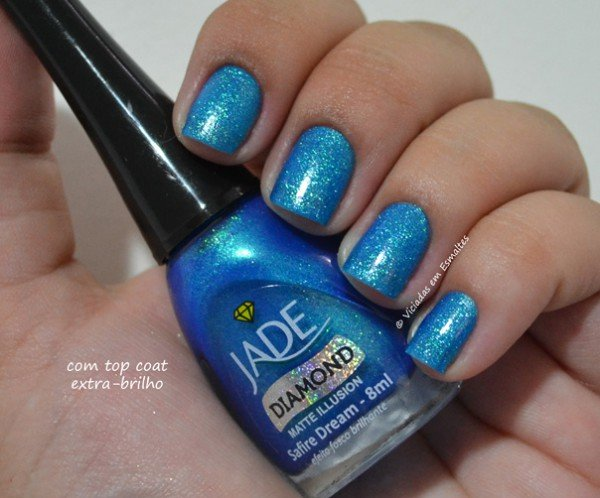 Esmalte Jade Diamond Safire Dream