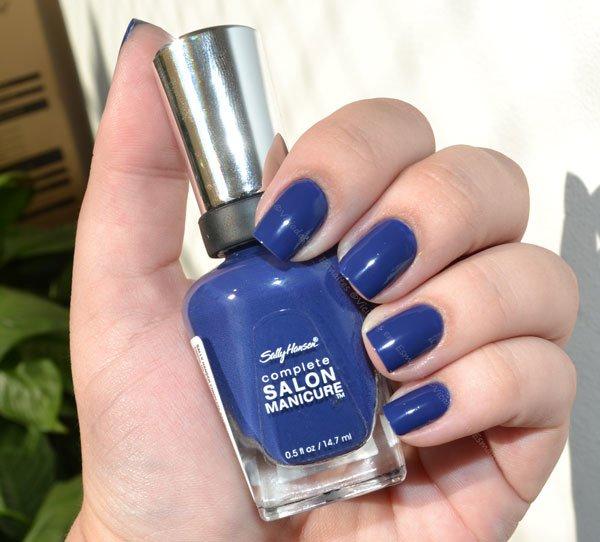 Esmalte Sally Hansen Thinking Of Blue