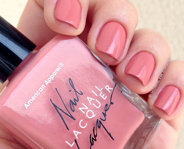 Esmalte American Apparel Rose Bowl