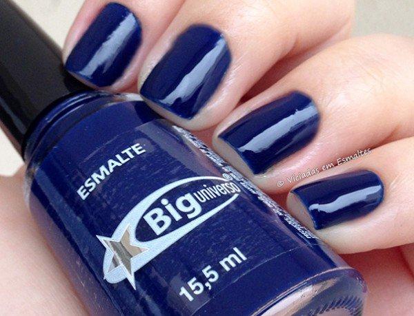 Esmalte Big Universo Azul Royal