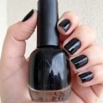 Esmalte Yenzah Nail Color Black Diamond
