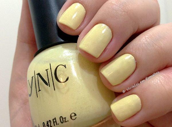 Esmalte YNC Yenzah Nail Color Star