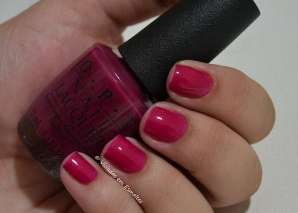 Esmalte OPI Houston We Have a Purple