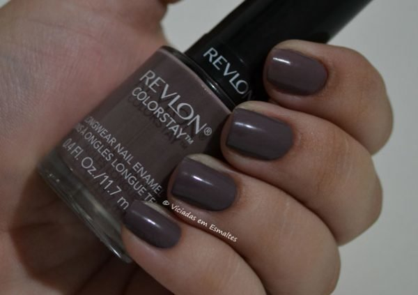 Esmalte Revlon Stormy Night ColorStay