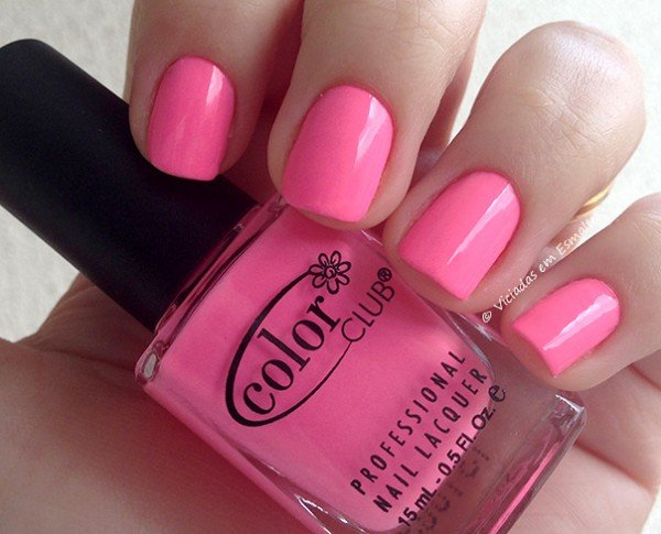 Esmaltes Color Club Perfumados
