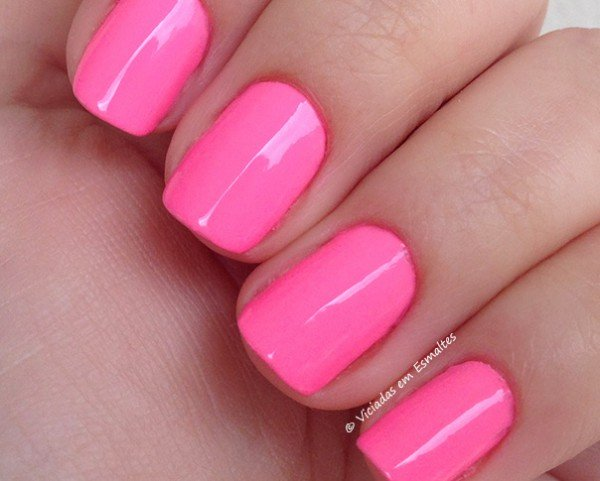Esmalte Rosa importado Color Club Yum Gum