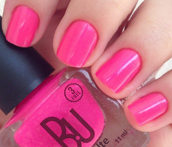 Esmalte Merengue B.U Tropical Dance