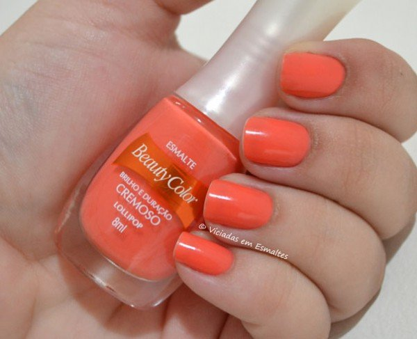 Esmalte Lollipop Beauty Color