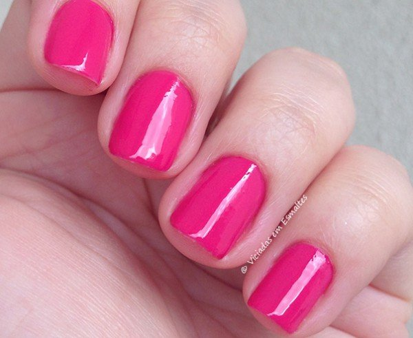 Esmalte Pink Poá Beauty Color