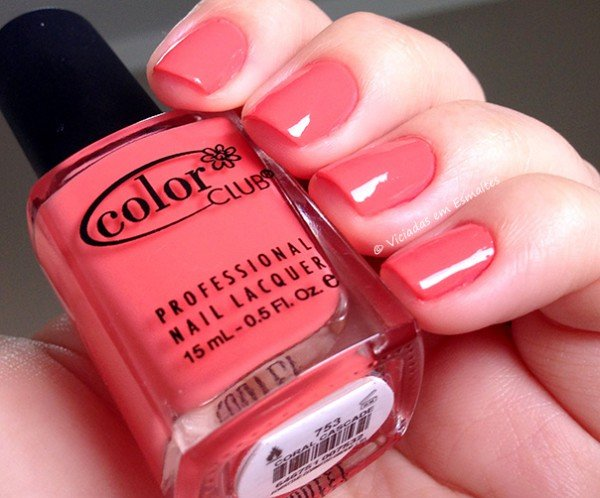 Esmaltes Color Club