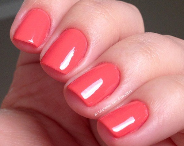 Esmalte Color Club Coral Cascade