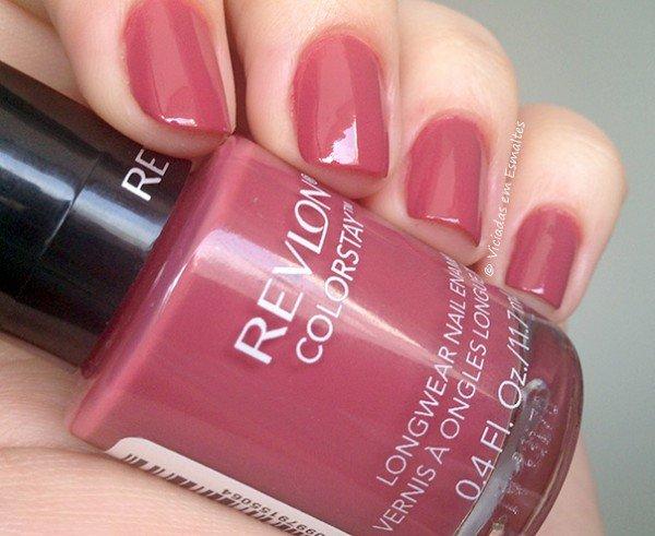 Esmalte Revlon Rose Vintage
