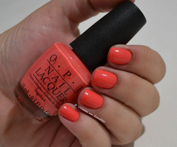 Esmalte Toucan Do It If You Try OPI Brazil Collection