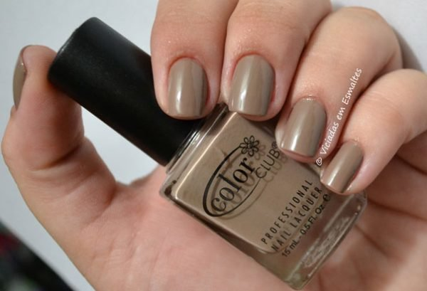 Esmalte Soft as Cashmere Color Club