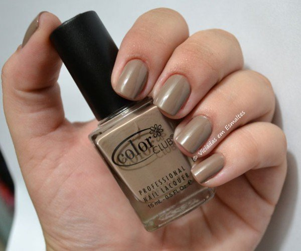 Esmalte Color Club Soft as Cashmere