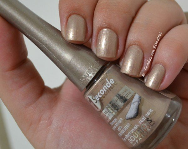 Esmalte Gel Bourjois Perle Illusion