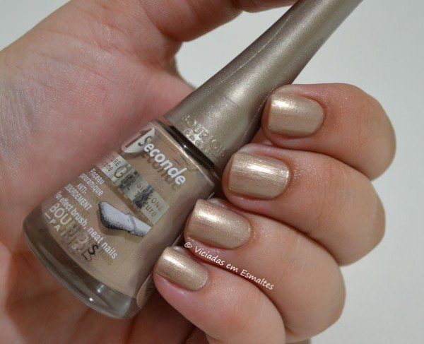 Esmalte Perle Illusion Bourjois 1 Sec Gel