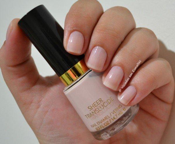 Esmalte Revlon 006 Sheer Pink