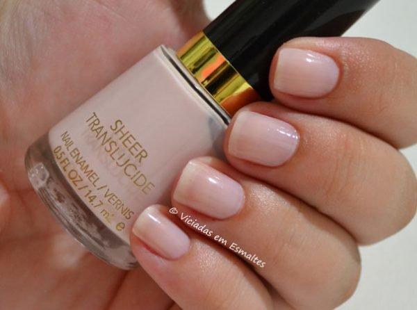 Esmalte Revlon Sheer Pink 006