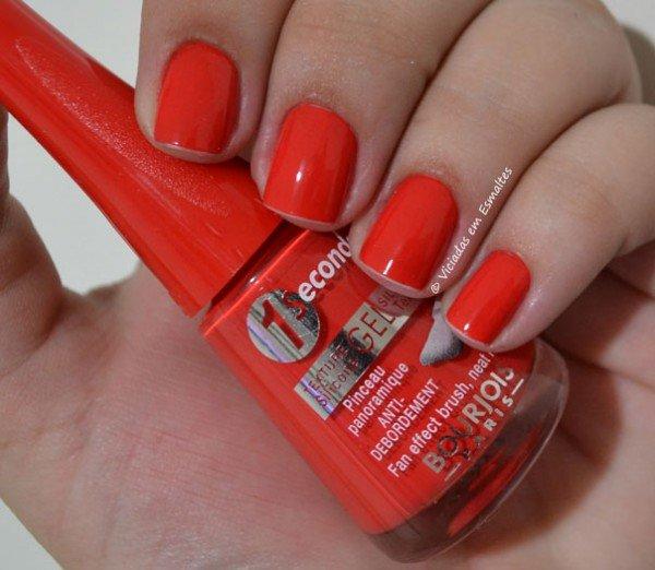 Esmalte Bourjois Rouge Poppy T10