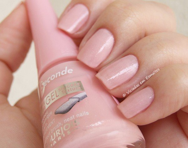 Esmaltes Bourjois 1 Second Gel