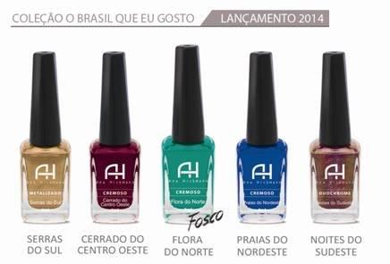 Coleção Ana Hickmann O Brasil que eu Gosto