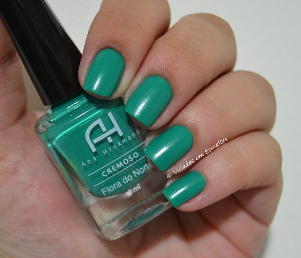 Esmalte Ana Hickmann Flora do Norte