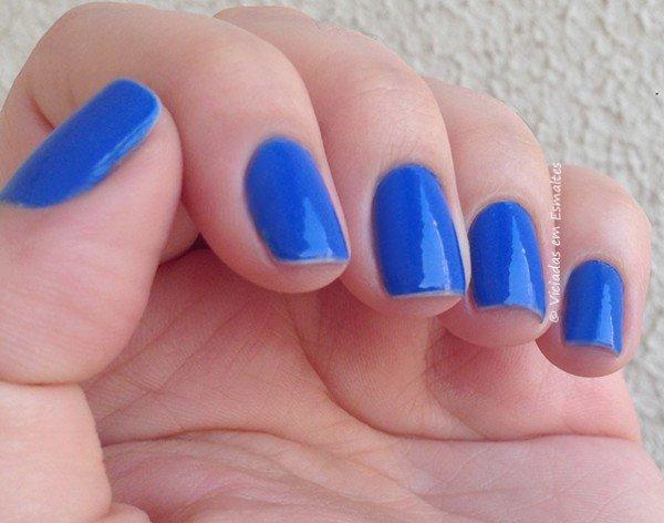 Esmalte Azul Hits Mais Afeto