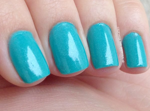 Esmalte Yenzah Blue Jade