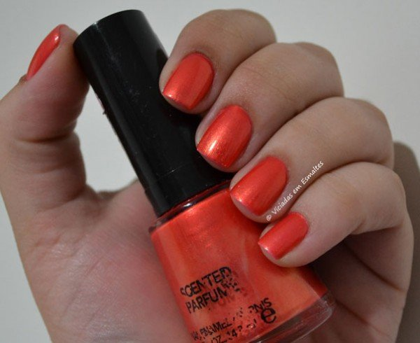 Esmalte Perfumado Revlon Scented Orange Pop